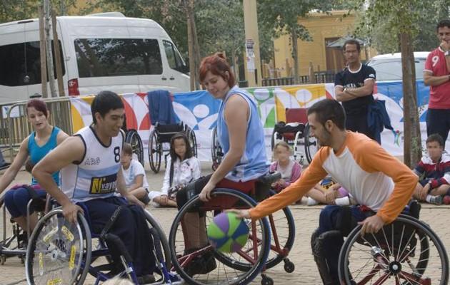 Nuevas becas para deportistas con discapacidad