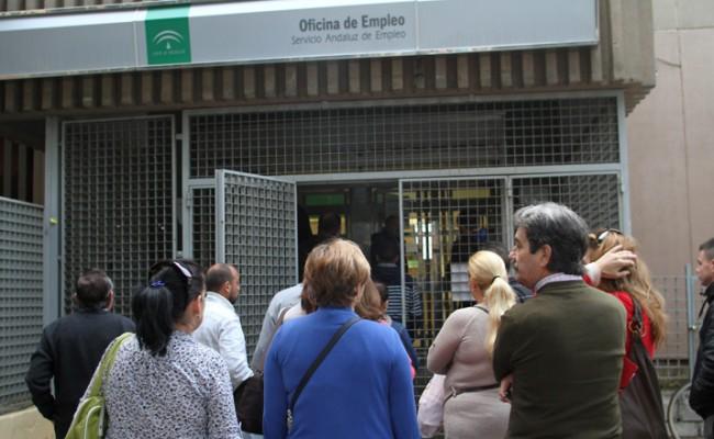 Oficina del INEM / Rocío Ruz