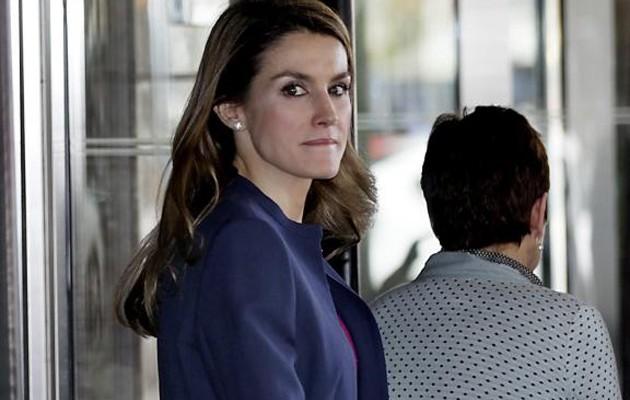 La Princesa de Asturias asiste la congreso de enfermedades raras en Sevilla