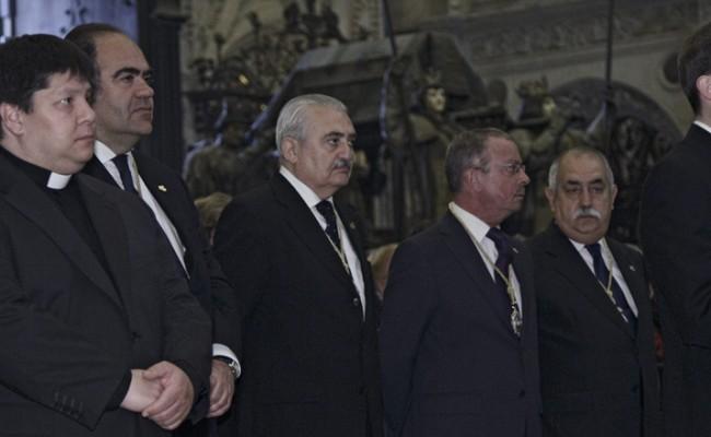 Miembros del Consejo de Cofradías