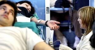 Donación de sangre /Israel García