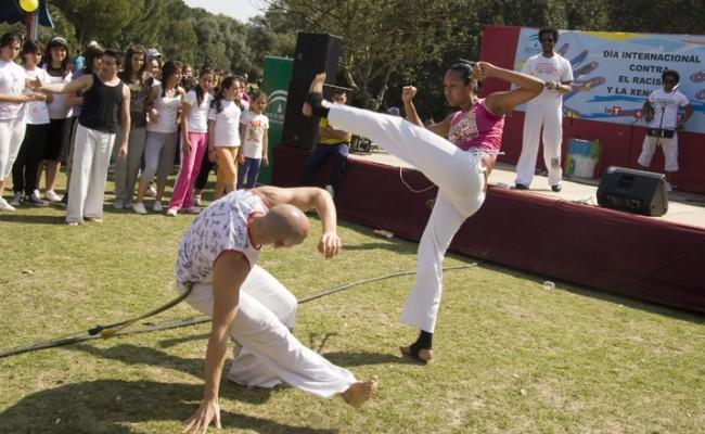 Actividades en el Parque del Alamillo en el Día Internacional contra el Racismo y la Xenofóbia