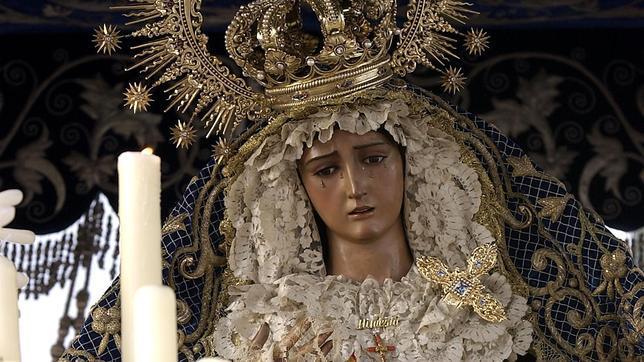 Virgen de la Hiniesta /ABC