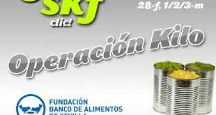Sakafotos colabora con El Bando de Alimentos de Sevilla