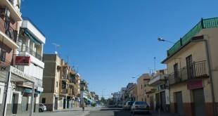Calle Torrelaguna de Torreblanca / Juan José Úbeda