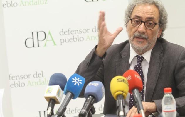 José Cahamizo, Defensor del Pueblo Andaluz