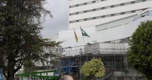 El hospital Virgen Macarena en una imagen reciente