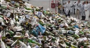 Planta de valorización y reciclaje de vidrio de Santaolalla e Hijos