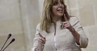 La Consejera de Igualdad, Susana Díaz