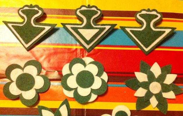 Escudos y flores por un un euro / Crecer con Futuro