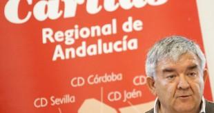 Rueda de prensa de Cáritas / Kako Rangel