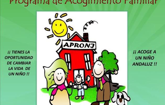 Cartel de la Fundación Internacional APRONI