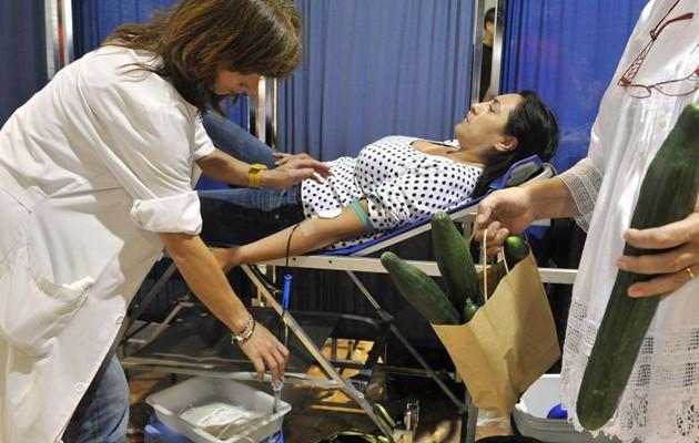 Donación de plasma