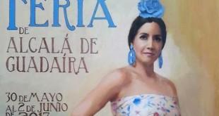 Cartel de la Feria de Alcalá de Guadaíra