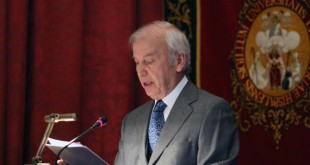 El rector de la Universidad de Sevilla, Antonio Ramirez de Arellano, en una imagen de archivo