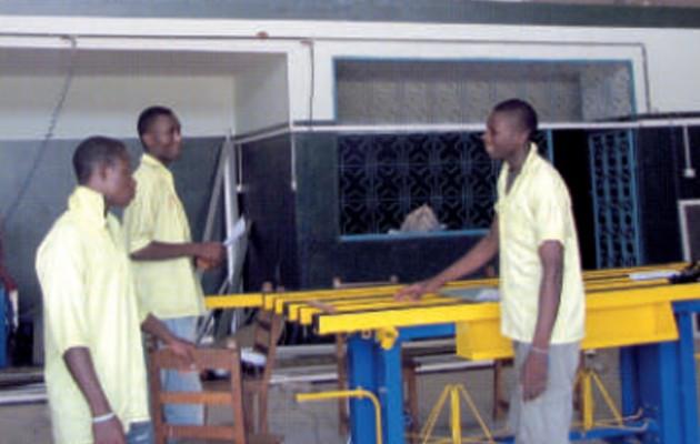 Imágenes del taller Cristo de la Caridad