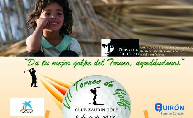VII Torneo de Golf Tierra de Hombres