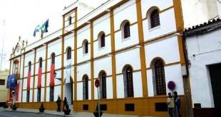 Fachada del Ayuntamiento de Alcalá de Guadaíra / Rocío Ruz