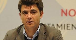 El delegado de Participación Ciudadana, Beltrán Pérez / Jesús Spinola