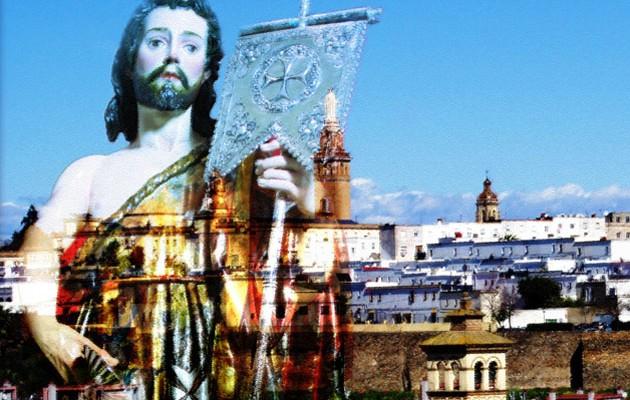 Cartel San Juan Bautista