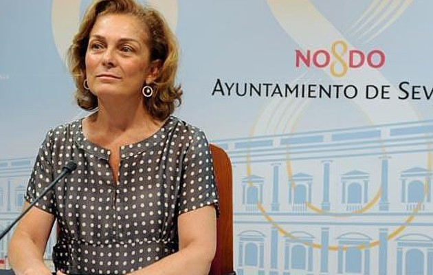 Dolores De Pablo-Blanco, delegada de de Familia, Asuntos Sociales y Zonas de Especial Actuación del Ayuntamiento de Sevilla