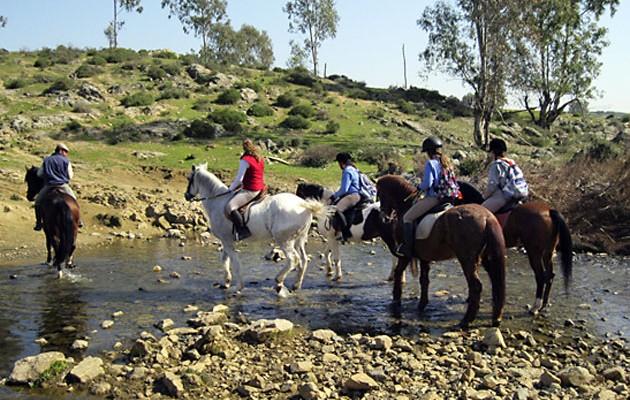 La Ruta del Agua en Guillena / ABC