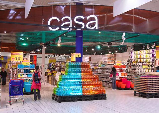 Carrefour dona m s de kilos de productos al banco for Valla infantil carrefour
