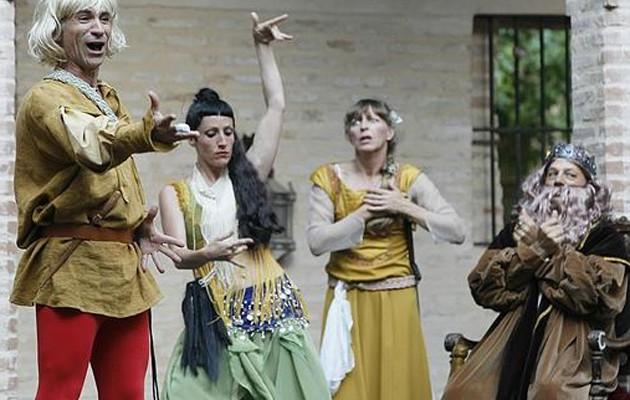 «La venganza de Don mendo» es una de las obras más representadas de todo el teatro español / Raúl Doblado