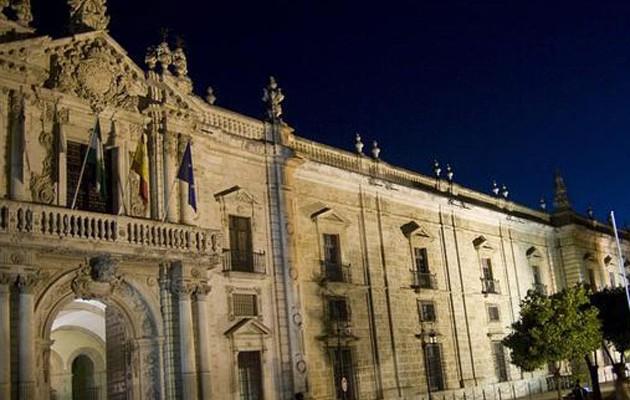 Rectorado de la Universidad de Sevilla / Gogo Lobato