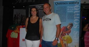 Organizadores del encuentro / L. Montes