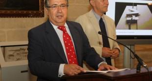 Juan Ignacio Zoido en rueda de prensa / Rocío Ruz