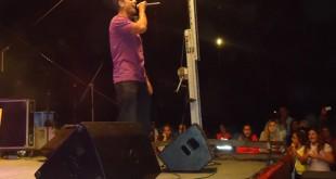 Actuación de Haze en el festival del pasado año
