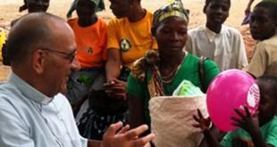 El Consiliario Nacional de Manos Unidas en Mozambique