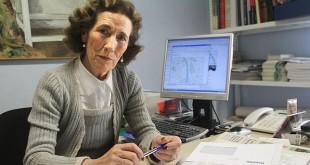 María Luisa Guardiola, presidenta de Andex