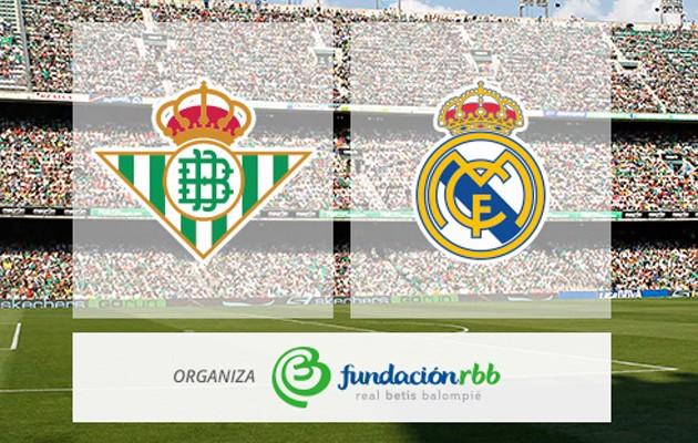 El partido entre leyendas del real madrid y el real betis for Proximo partido del real madrid