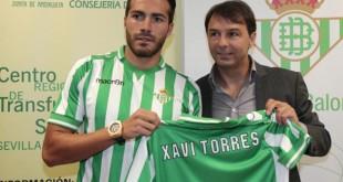 Xavi Torres junto con Vlada Stosic / Jose Galiana
