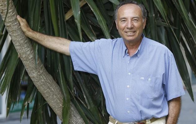 Antonio Campos, presidente de la Aeccaá / Raúl Doblado