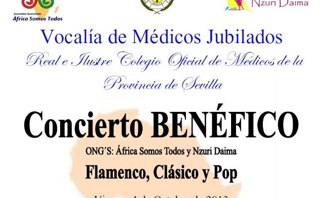 Concierto Benéfico del Colegio de Médicos