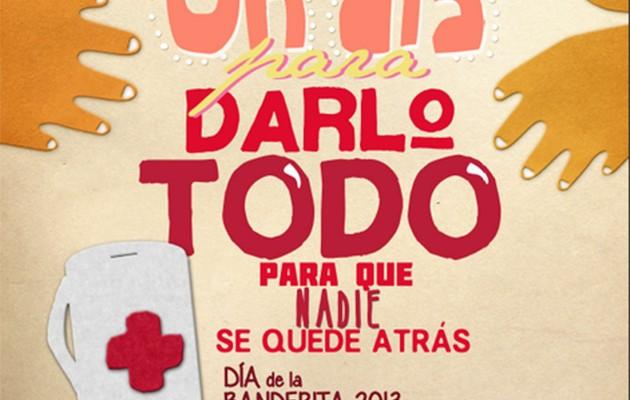 Día de la Banderita Cruz Roja