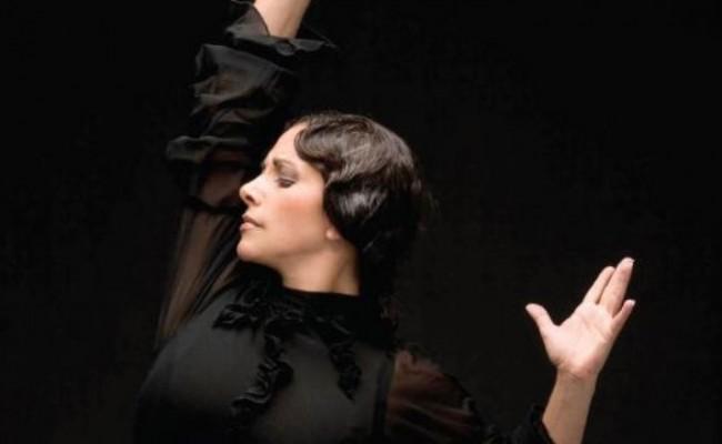 La bailaora Eva Yerbabuena