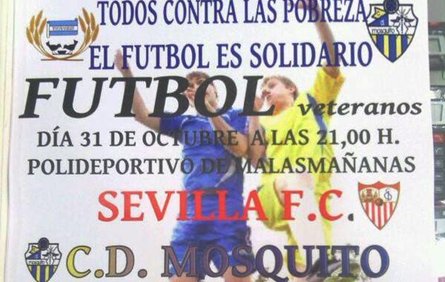 Cartel Olimpiada Alcalá de Guadaíra