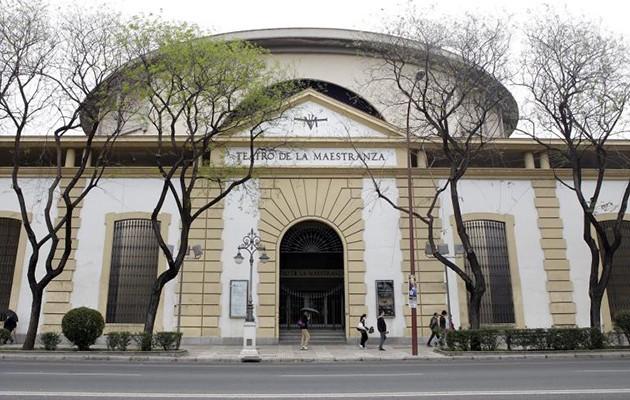 Teatro de la Maestranza / Gogo Lobato