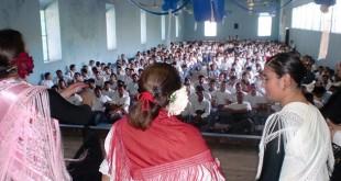 Actuación de Danzaterapia en Guatemala / Paz y Bien