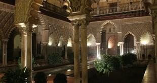 El tour incluye una visita a los Reales Alcázares Foto: Rocío Ruz