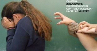 Campaña contra la violencia de género de la edición de 2013