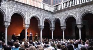 No es el primer concierto que la Fundación Padre Garralda ofrece en la Casa de Salinas / J.M. Serrano