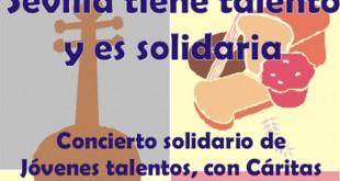 Sevilla tiene talento y es solidaria
