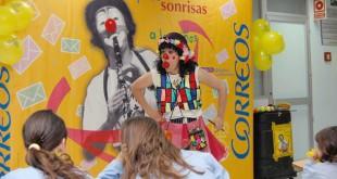 No es la primera vez que Payasos sin Fronteras visita el Hospital Virgen Macarena / Lola Ramírez