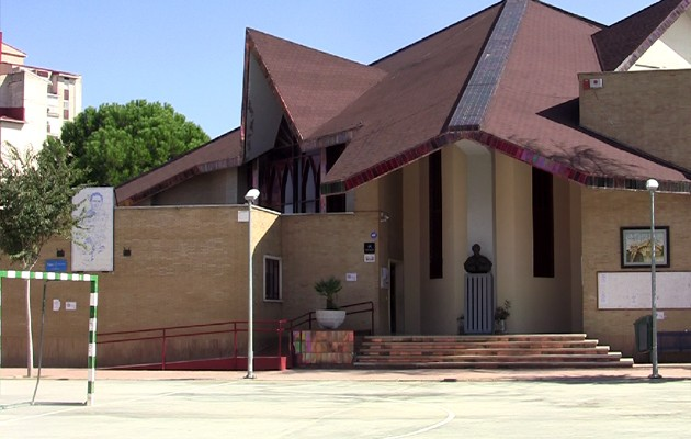 Parroquia de Jesús Obrero, donde se desarrolla el proyecto Fraternitas / ABC