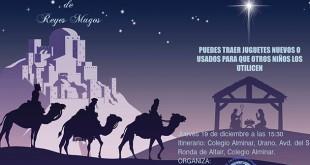 Reyes Mago Alminar